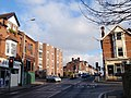 Crossroads, Mount Pleasant, Exeter - geograph.org.uk - 1120064.jpg