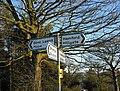 Crossroads sign - geograph.org.uk - 1058871.jpg