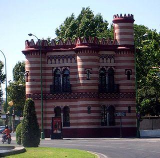 Costurero de la Reina building in Seville Province, Spain