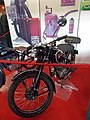 Csepel motorcycle, Automotive 2017 Hungexpo.jpg