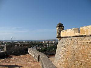 Cumaná - Image: Cumana Festung anagoria
