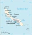 Curaçao CIA map.png