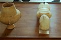 Cycladic figurine, female and marble vessel, 3000-2300 BC, AM Naxos, 111800x.jpg