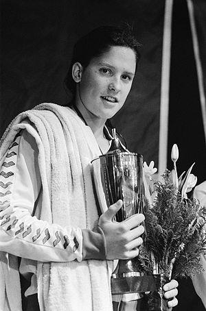 Cynthia Woodhead - Cynthia Woodhead in 1980