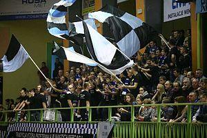 Czarni Radom - Czarni Radom fans in 2001–12 season