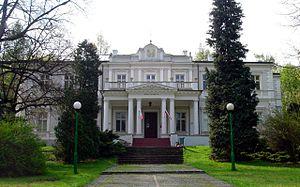 Świętokrzyskie Voivodeship - Ostrowiec Świętokrzyski is the second most populous city