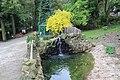 Děčín, zoologická zahrada, vodopád.jpg