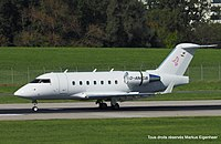D-ANGB Bombardier CL600-2B16 Challenger 604 CL60 - MHV (15412918459).jpg