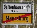 D-BW-Meersburg - Ortsausgangsschild nach Baitenhausen.JPG