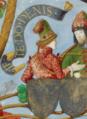 D. Dinis, Infante de Portugal - The Portuguese Genealogy (Genealogia dos Reis de Portugal).png