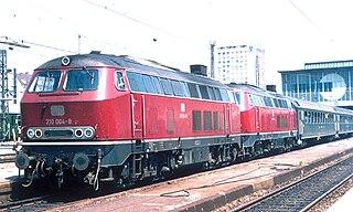 DB Class 210