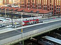 DC Streetcar on H Street Bridge, January 2016.JPG