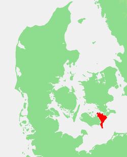 marielyst danmark kart Falster – Wikipedia