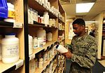 DLA pharmacy team saves military pharmacists time, money 131001-D-XX999-001.jpg