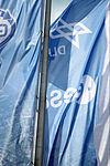 DLR and ESA welcome flags (7628589332).jpg