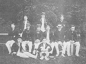 Robert Gwynn - Image: D U XI 1898