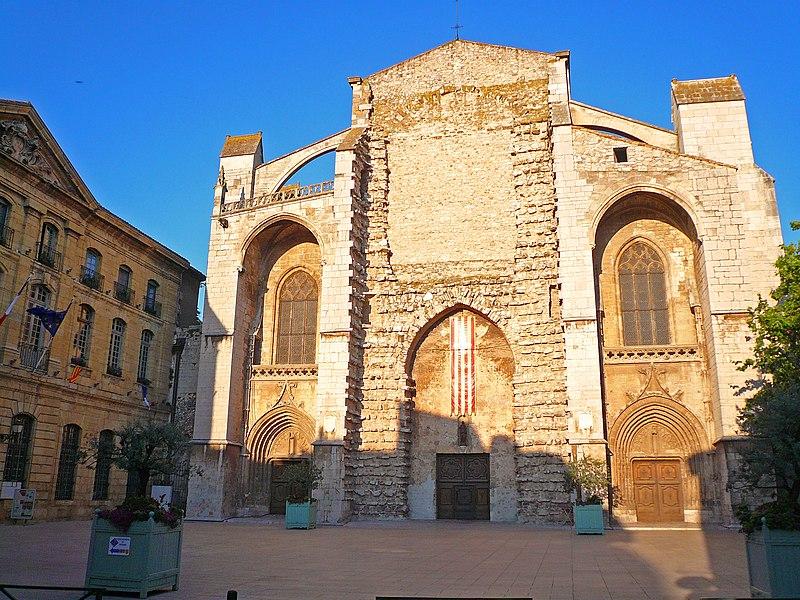 Da Vinci Code: Cathedral Saint Maximin
