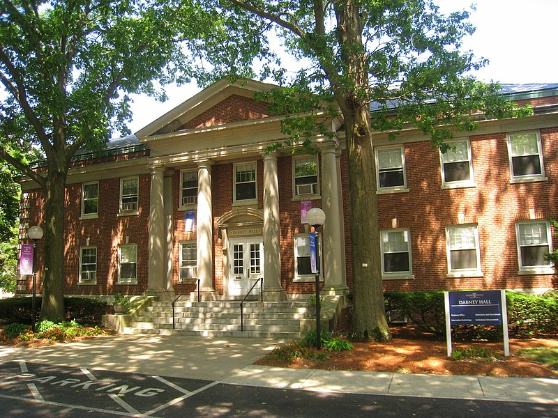 File:Dabney Hall, Andover Newton Theological School - IMG 0354.JPG