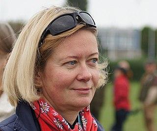 Daiva Rakauskaitė Lithuanian balloonist