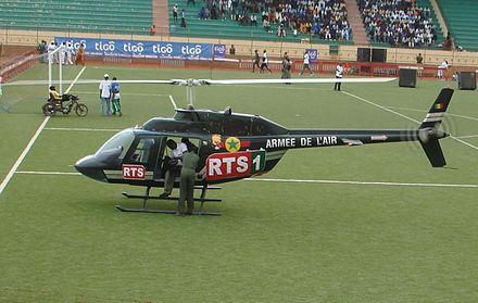 Senegalese air force