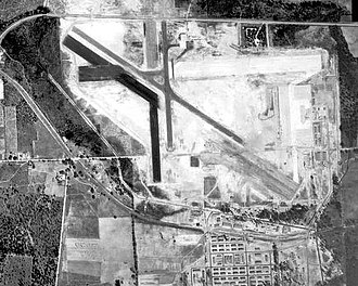 Dale Mabry Army Airfield - 1942 airphoto
