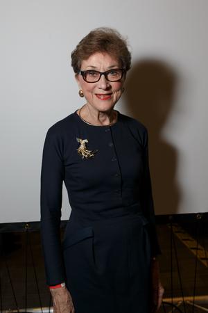 Carol M. Black - Dame Carol Mary Black during BBC 100 Women 2016 at Broadcasting House, London