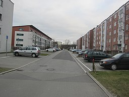 Danckwerthstraße in Kiel