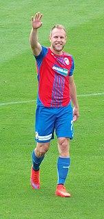 Daniel Kolář Czech Czech Supercup winner, soccer player and soccer representant