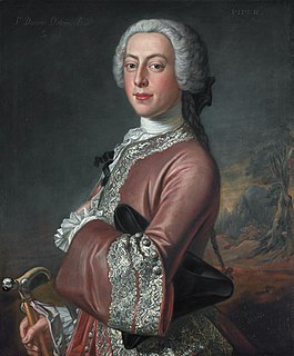 Sir Danvers Osborn, 3rd Baronet British politician and colonial governor