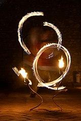 Danza col fuoco, Festa Medioevale di Itri.jpg