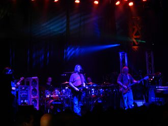 Dark Star Orchestra - Dark Star Orchestra performing at The Westcott Theater in Syracuse, New York on December 1, 2014