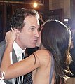 Darren Aronofsky and Marisa Tomei TIFF08 (cropped).jpg