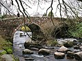 Dartmeet Bridge - geograph.org.uk - 1779522.jpg