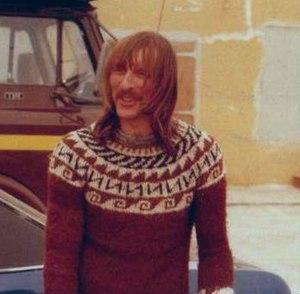 Dave Brock - Dave Brock, 1982, Cornwall