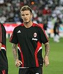 David Beckham: Alter & Geburtstag
