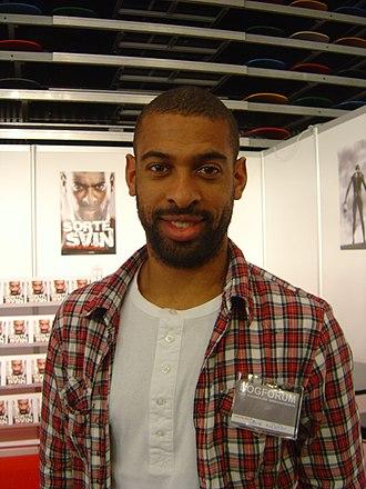 David Nielsen - Image: David Nielsen Bogforum Forum Copenhagen
