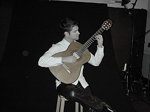 David Patterson (guitarist) - David Patterson, guitar