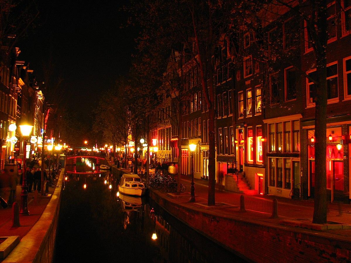 Amsterdam city center sex 9