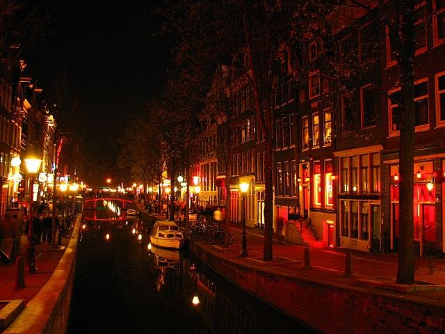 Mito, en Ámsterdam prolifera la prostitución