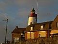 De vuurtoren van Urk www.ikhouvanurk.hyves.nl - panoramio.jpg