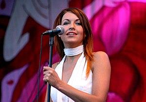 Dea Norberg - Dea Norberg during a concert