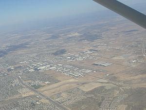 Deer Valley, Phoenix - Deer Valley Airport