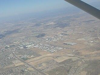 Phoenix Deer Valley Airport - Image: Deer Valley Airport