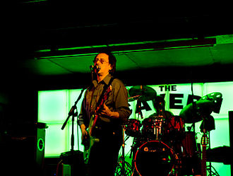 Denny Laine - Denny Laine performing at the Cavern Club in 2008