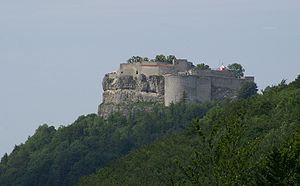 Hohenneuffen Castle - Hohenneuffen Castle