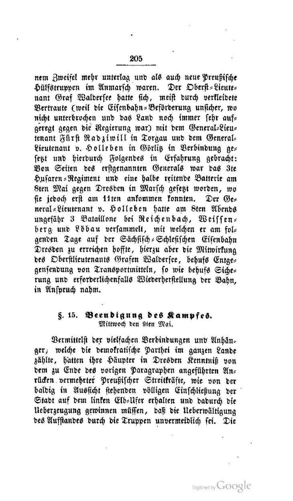Seiteder Kampf In Dresden Im Mai 1849pdf218 Wikisource