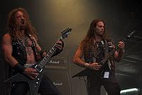 Deströyer 666 at Party.San Metal Open Air 2013 10.jpg
