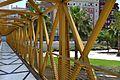 Detall de la passarel·la de la Casa de l'Aigua, València.JPG