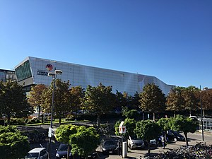 German Football Museum - Image of the museum in September 2015