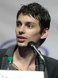 Devon Bostick Wondercon 2016.jpg
